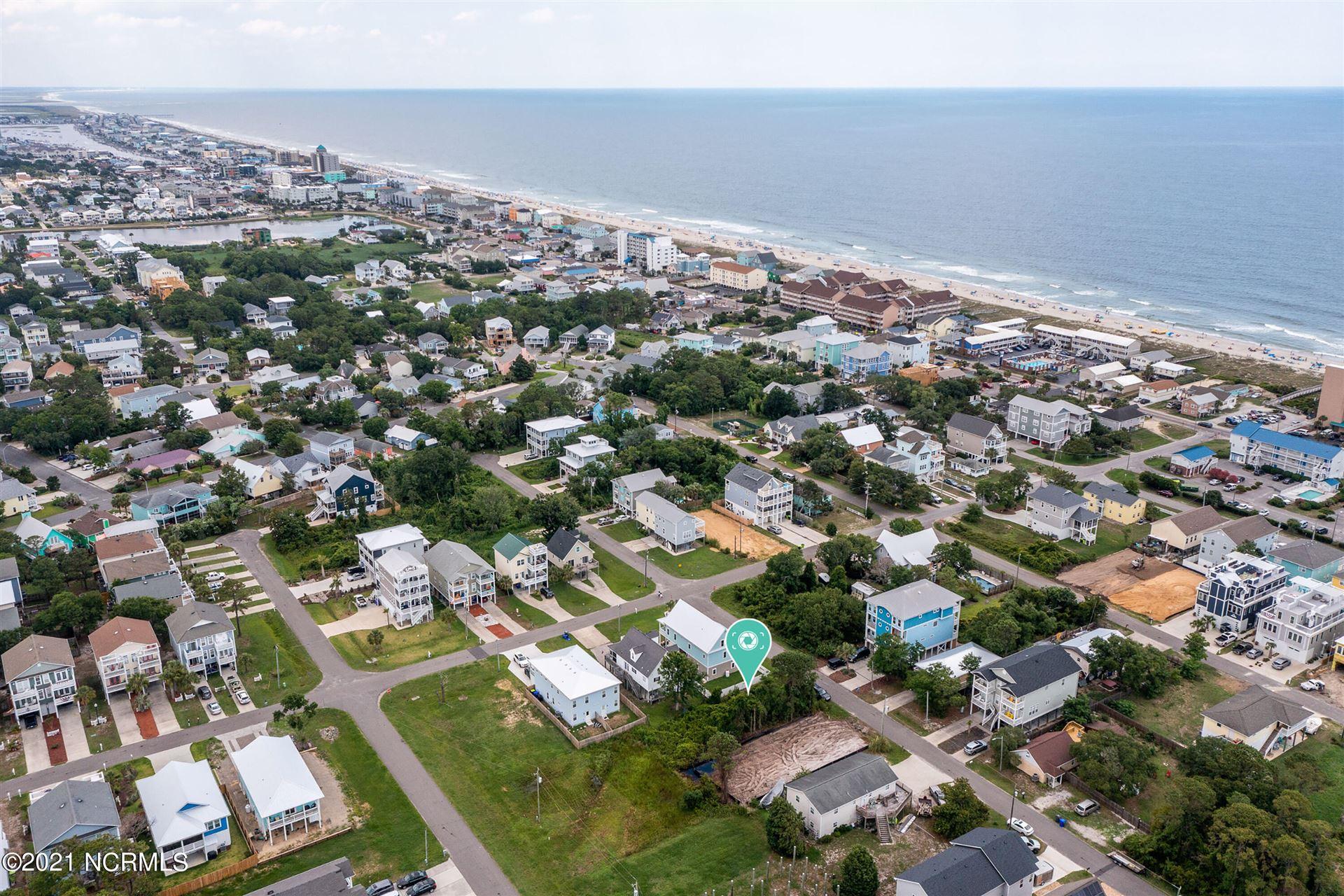Photo for 1206 Swordfish Lane, Carolina Beach, NC 28428 (MLS # 100277035)