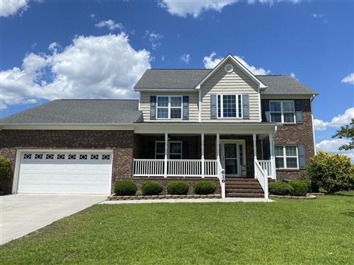 Photo of 616 Stagecoach Drive, Jacksonville, NC 28546 (MLS # 100220036)