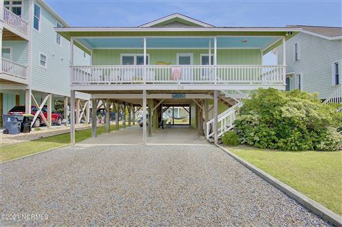 Photo of 116 Sunshine Lane, Holden Beach, NC 28462 (MLS # 100291036)