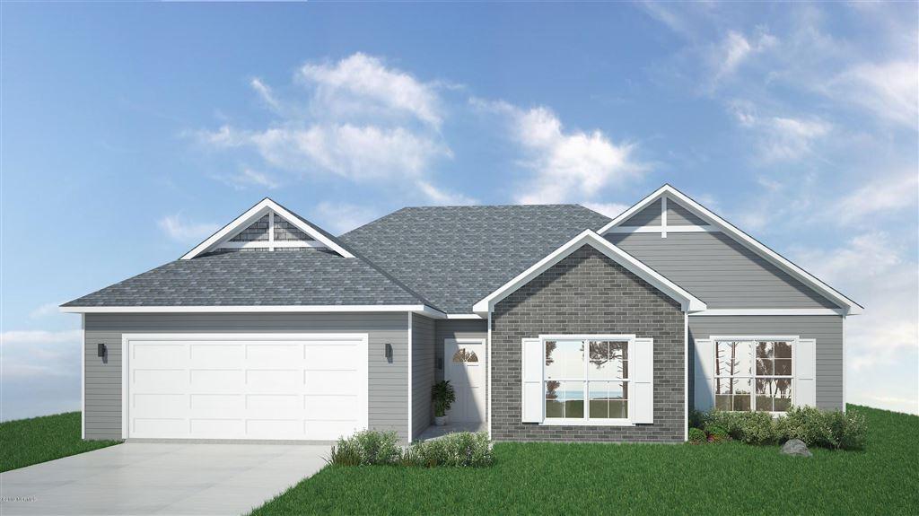 102 Cherry Ridge Court, Richlands, NC 28574 - #: 100167036