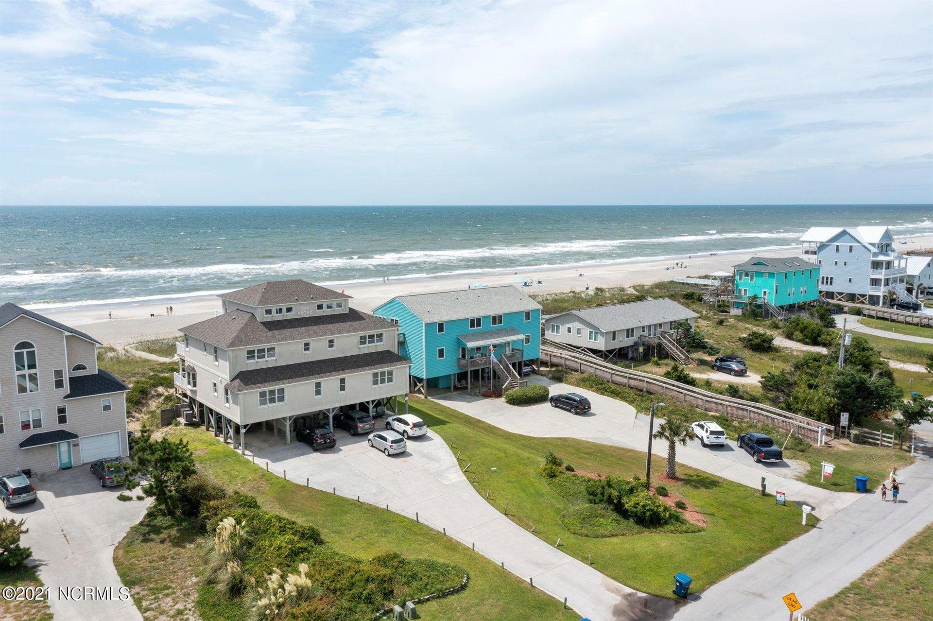 Photo of 6103 Ocean Drive #2, Emerald Isle, NC 28594 (MLS # 100285036)