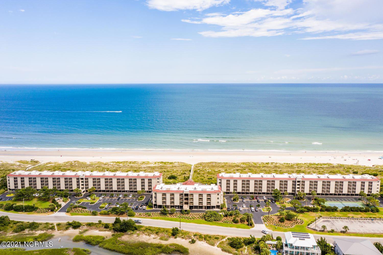 Photo for 2400 N Lumina Avenue Ext #1109, Wrightsville Beach, NC 28480 (MLS # 100278039)