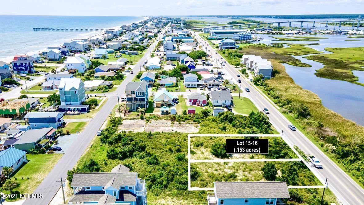 Photo for Lot 16 N New River Drive, Surf City, NC 28445 (MLS # 100287039)