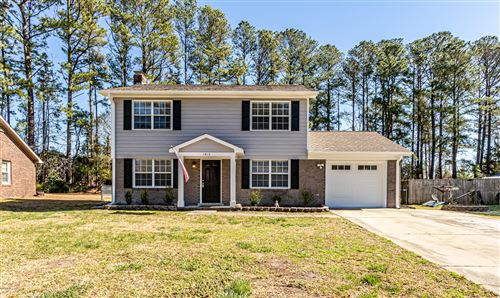 Photo of 1012 Foscue Drive, Jacksonville, NC 28540 (MLS # 100207040)