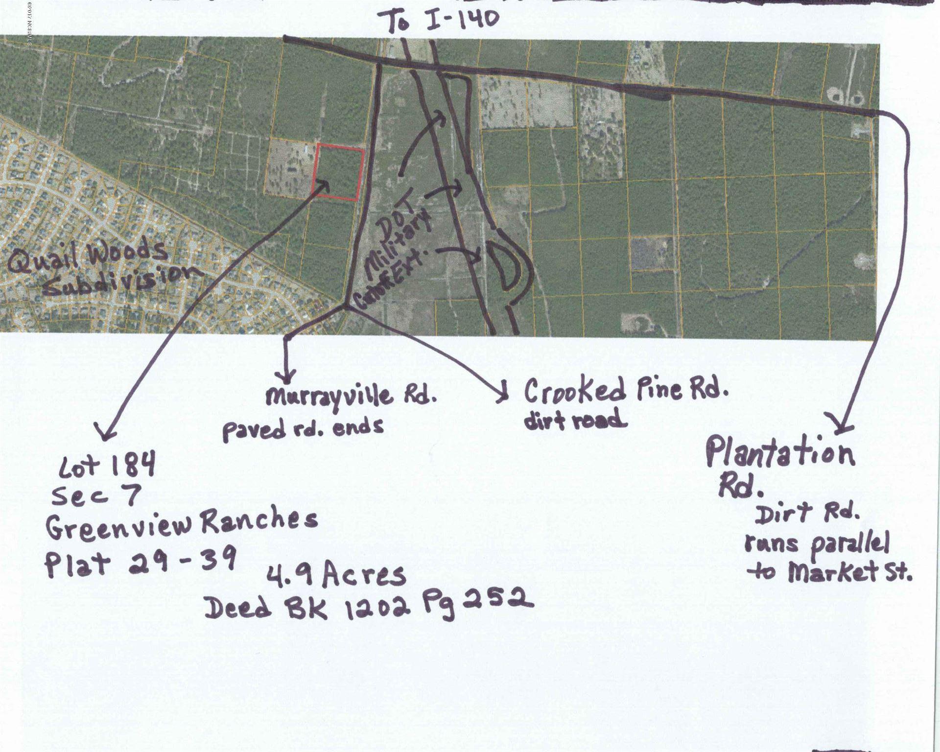 Photo of Lot 184 Plantation Road, Wilmington, NC 28411 (MLS # 100043040)