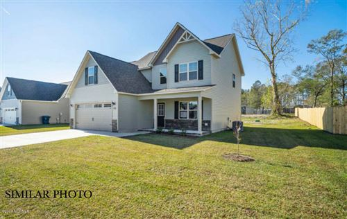 Photo of 505 Admiral Bend Drive, Sneads Ferry, NC 28460 (MLS # 100224041)