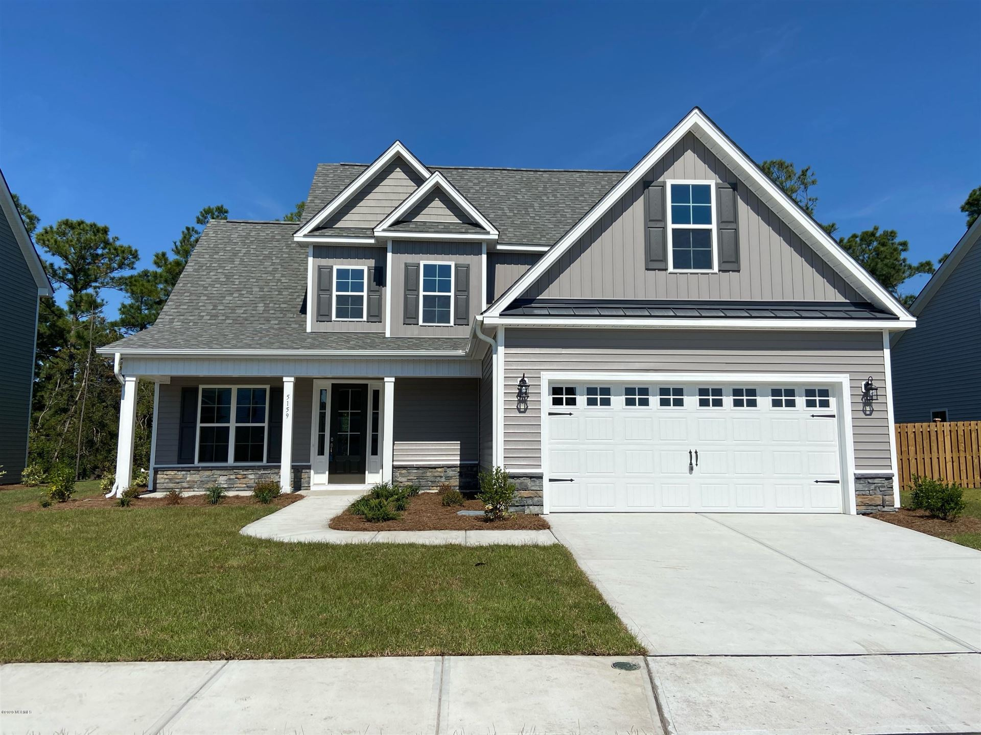 5159 Cloverland Way, Wilmington, NC 28412 - MLS#: 100216041