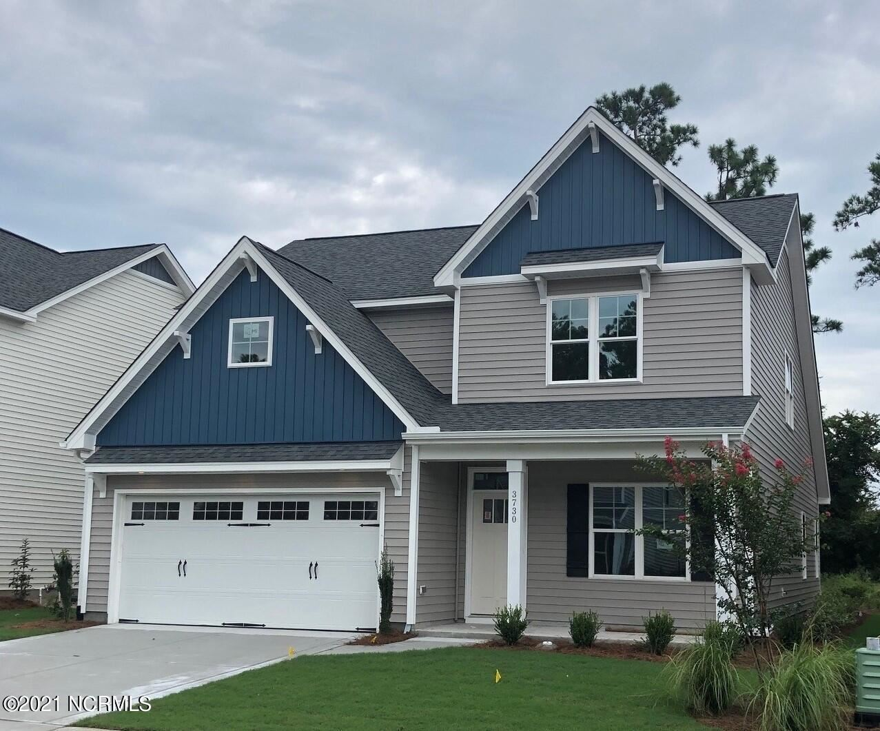 Photo for 3730 Spicetree Drive, Wilmington, NC 28412 (MLS # 100270042)