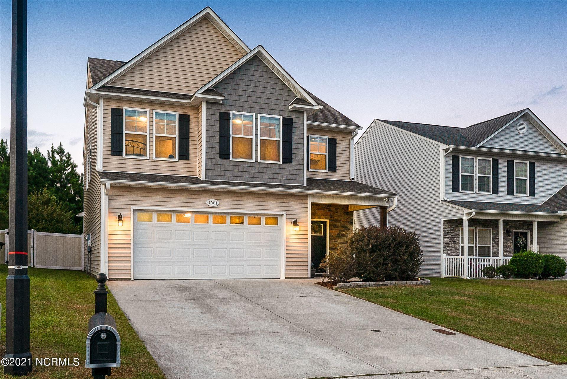 Photo of 1004 Jade Lane, Winterville, NC 28590 (MLS # 100290042)