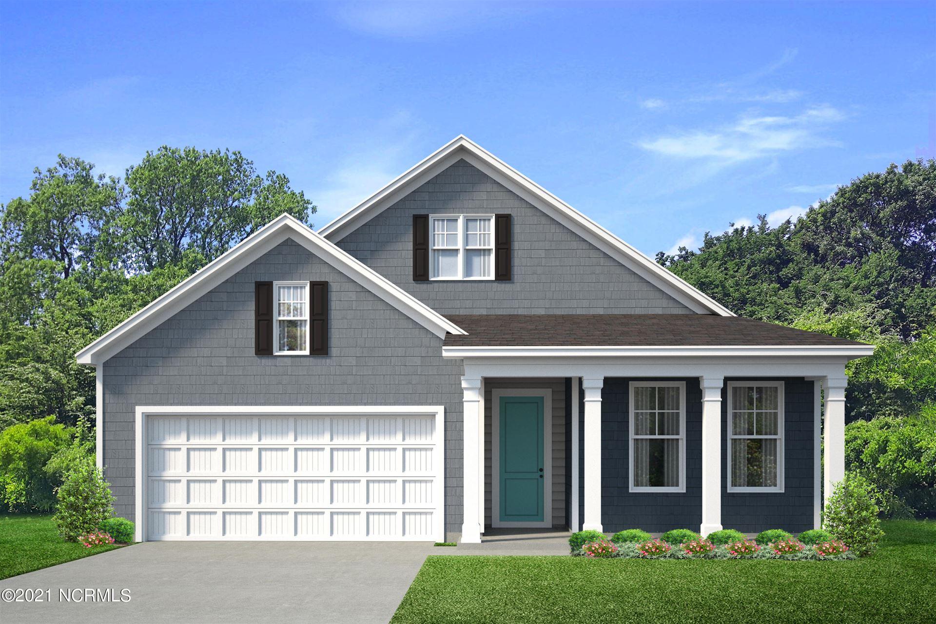 Photo of 517 Birdsong Drive #Lot 26, Holly Ridge, NC 28445 (MLS # 100295042)