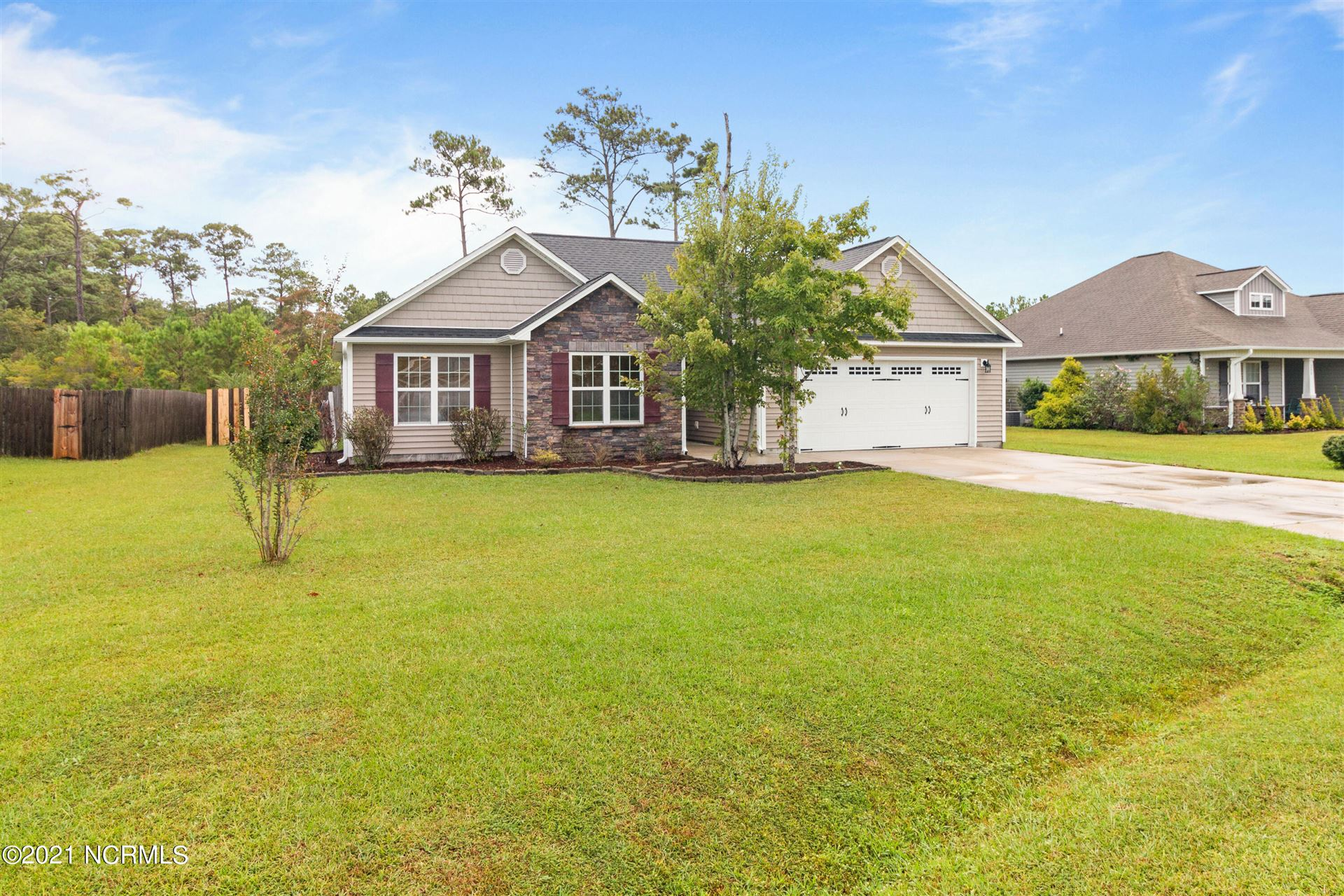 Photo of 210 Marsh Haven Drive, Sneads Ferry, NC 28460 (MLS # 100292044)