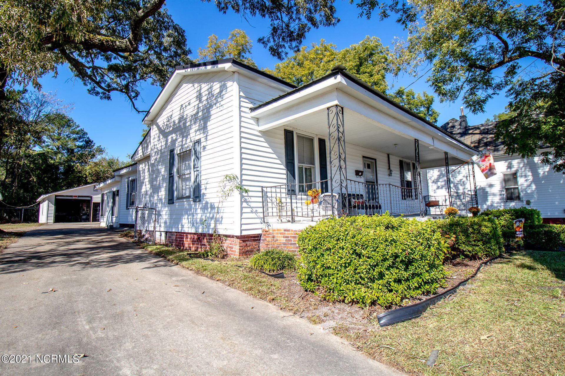 Photo of 1006 Branch Street, Rocky Mount, NC 27801 (MLS # 100296046)
