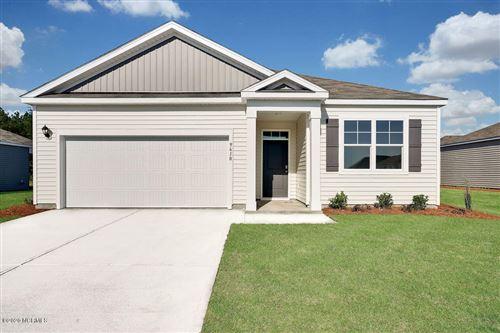 Photo of 5332 Black Oak Court #Lot 56, Winnabow, NC 28479 (MLS # 100267047)