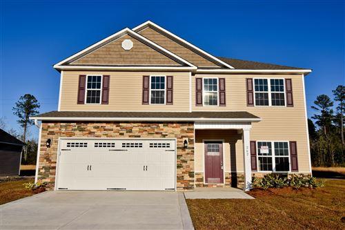 Photo of 262 Wood House Drive, Jacksonville, NC 28546 (MLS # 100182048)