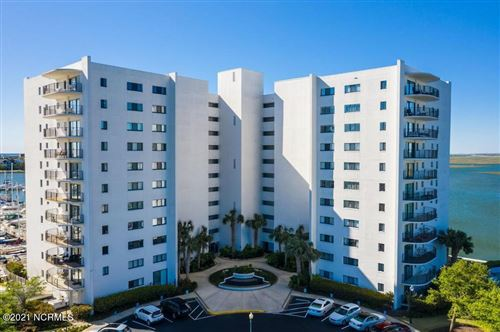 Photo of 322 Causeway Drive #Unit 802, Wrightsville Beach, NC 28480 (MLS # 100258049)