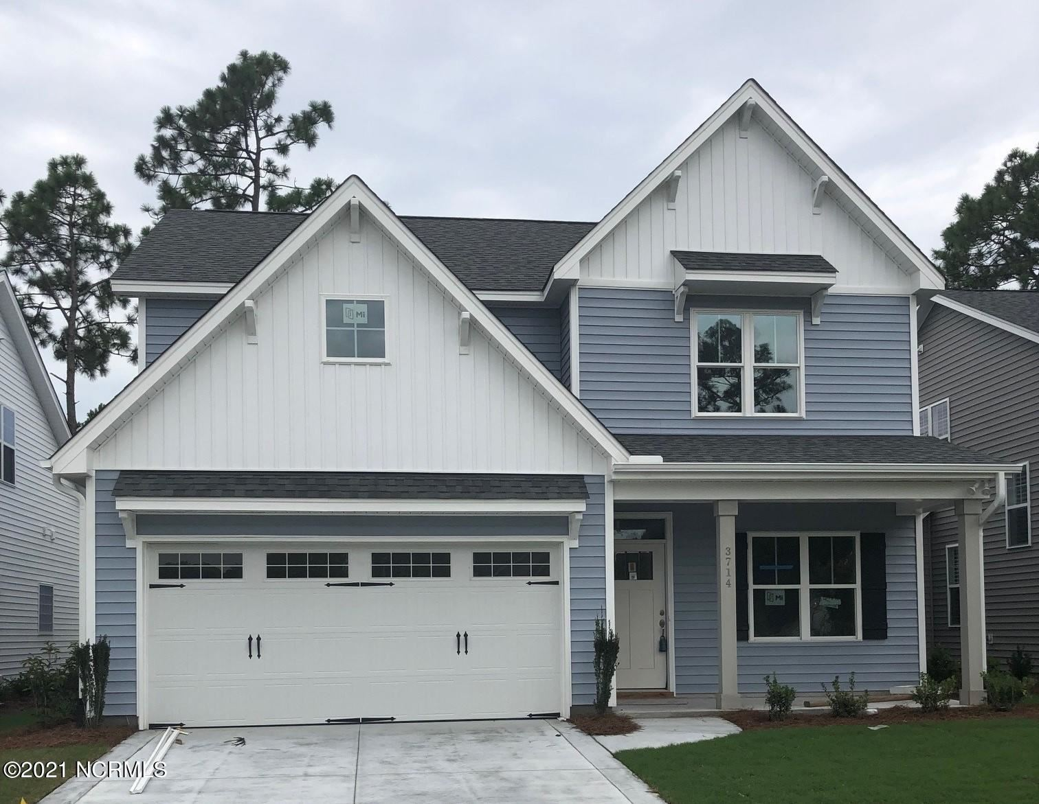 Photo for 3714 Spicetree Drive, Wilmington, NC 28412 (MLS # 100270049)