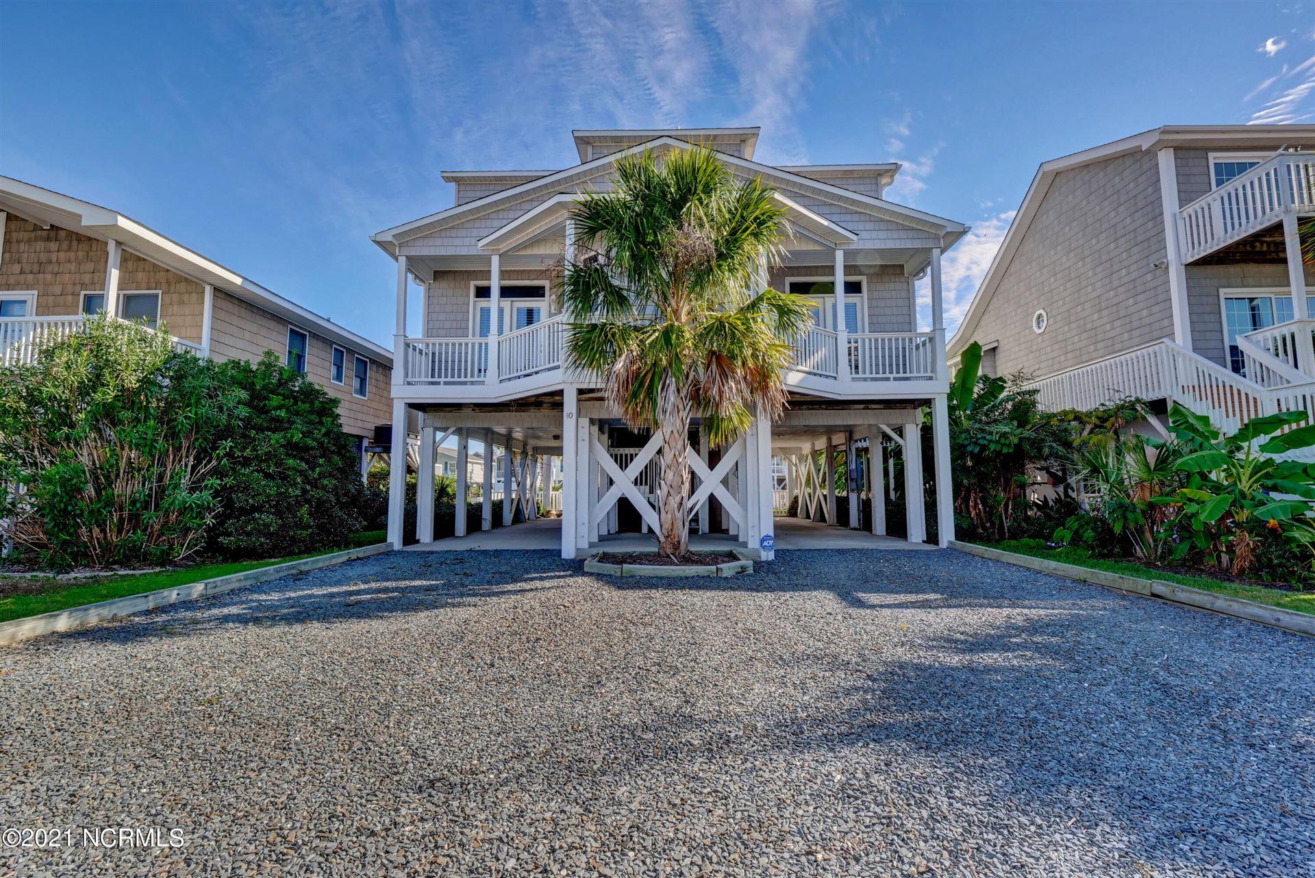 Photo of 40 Concord Street, Ocean Isle Beach, NC 28469 (MLS # 100296049)