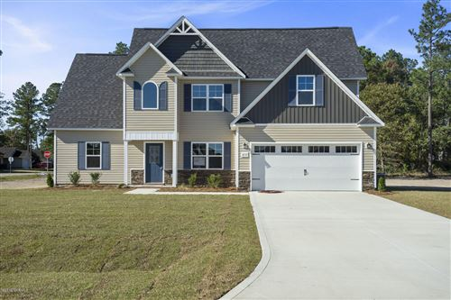 Photo of 210 Rowland Drive, Richlands, NC 28574 (MLS # 100166050)