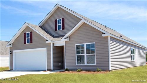 Photo of 514 Birdsong Drive #Lot 7, Holly Ridge, NC 28445 (MLS # 100295050)