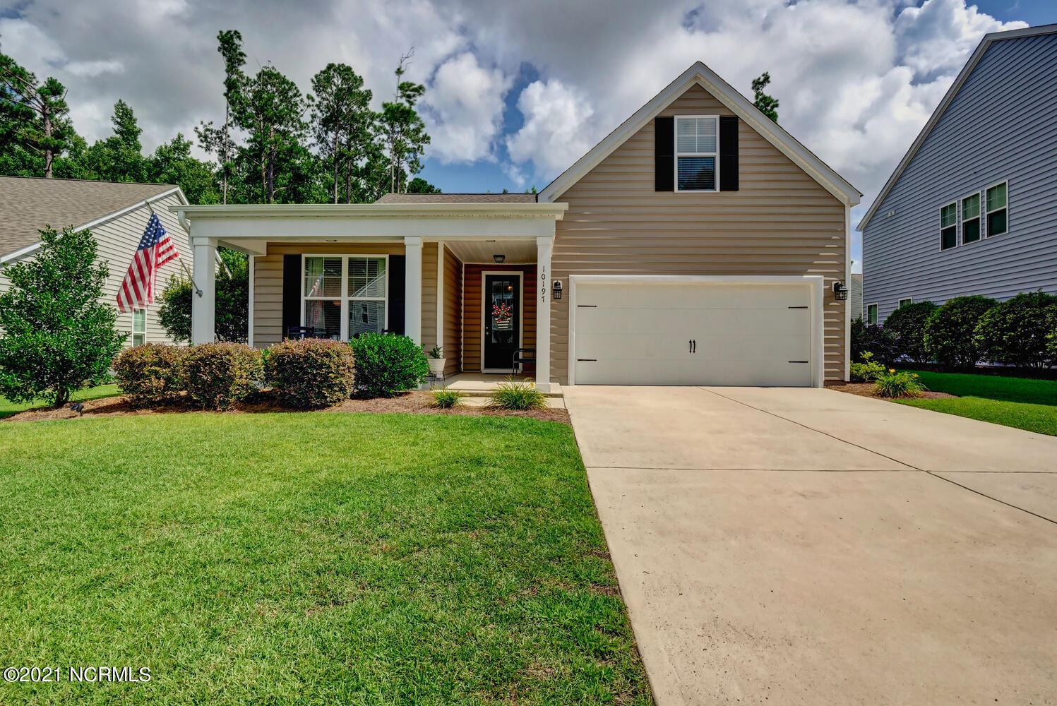 Photo for 10197 Hawkeswater Boulevard, Leland, NC 28451 (MLS # 100284050)