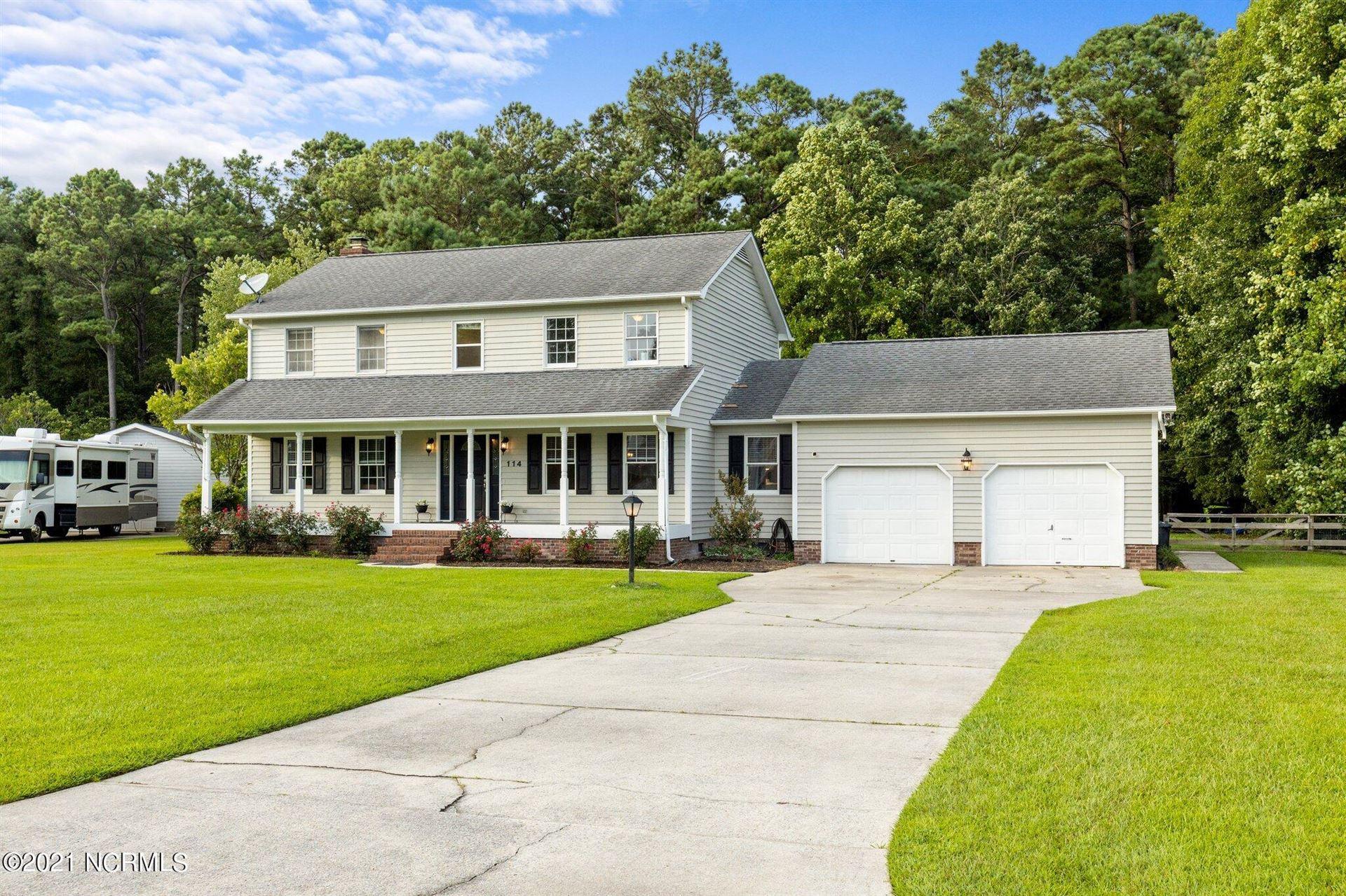 Photo of 114 Bonita Lane, Swansboro, NC 28584 (MLS # 100287050)