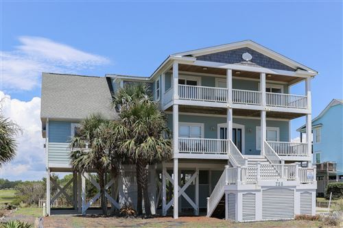 Photo of 738 Ocean Boulevard W, Holden Beach, NC 28462 (MLS # 100181051)