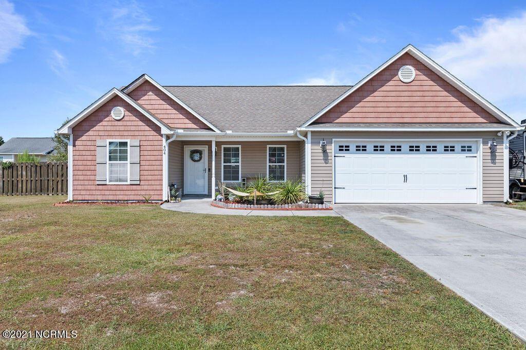 Photo of 404 Ridgeway Lane, Holly Ridge, NC 28445 (MLS # 100291053)