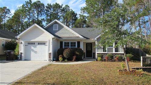Photo of 106 Oyster Landing Drive, Sneads Ferry, NC 28460 (MLS # 100195055)
