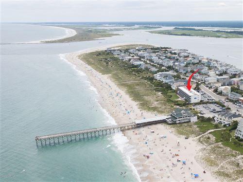 Photo of 711 Lumina Avenue S #107, Wrightsville Beach, NC 28480 (MLS # 100236055)