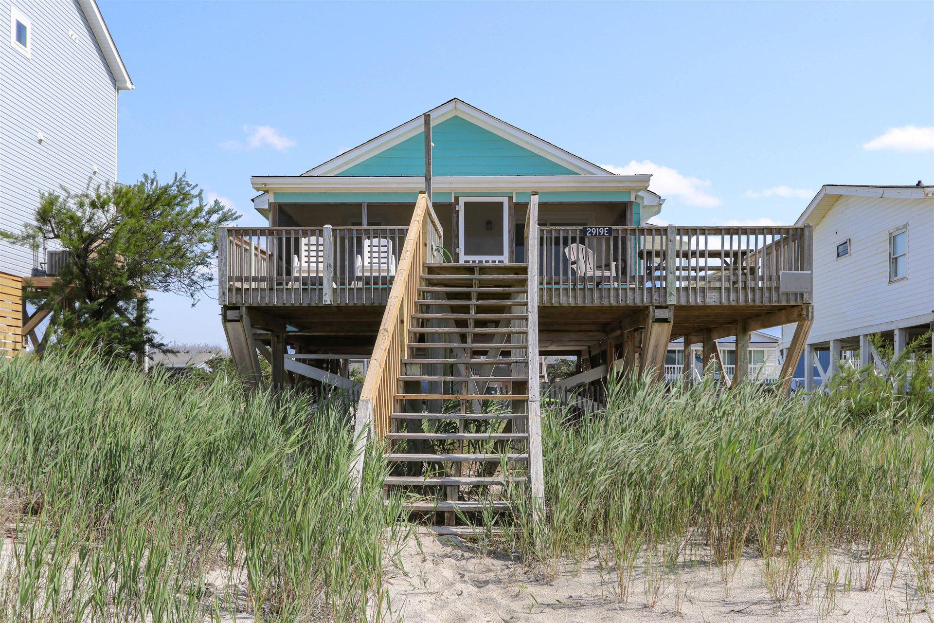 Photo for 2919 E Beach Drive, Oak Island, NC 28465 (MLS # 100268055)
