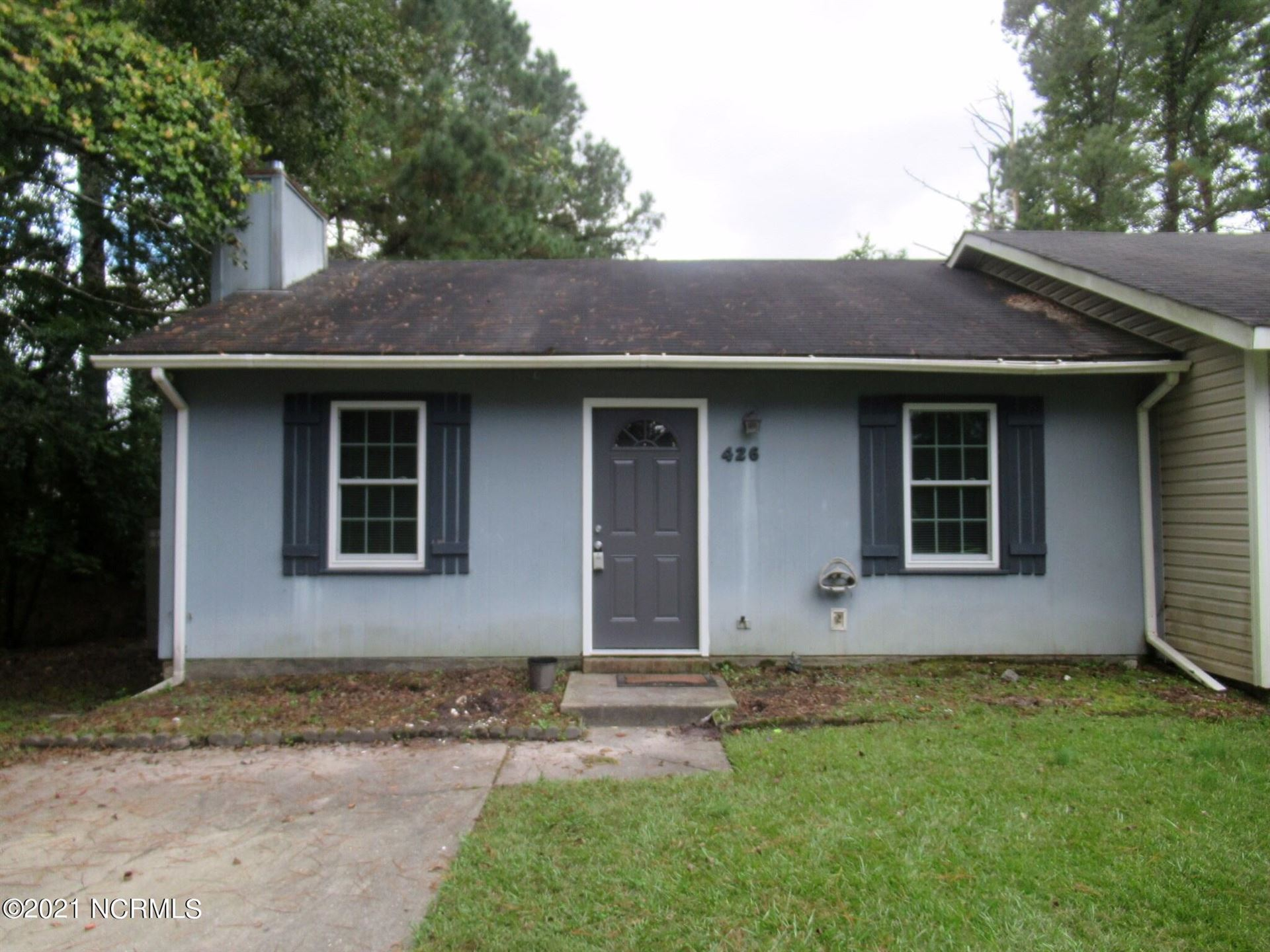 Photo of 426 Cedar Creek Drive, Jacksonville, NC 28540 (MLS # 100295056)