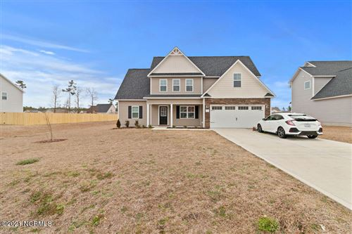 Photo of 219 Rowland Drive, Richlands, NC 28574 (MLS # 100257057)