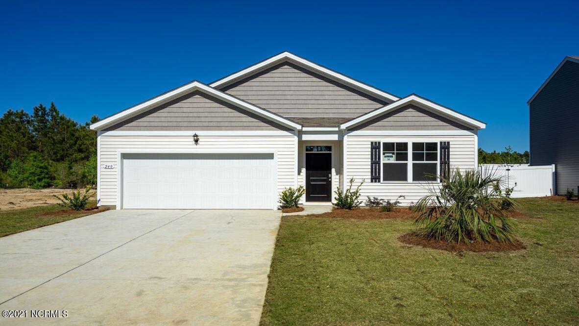 Photo for 608 Airlie Vista Lane #Lot 118, Surf City, NC 28445 (MLS # 100285057)