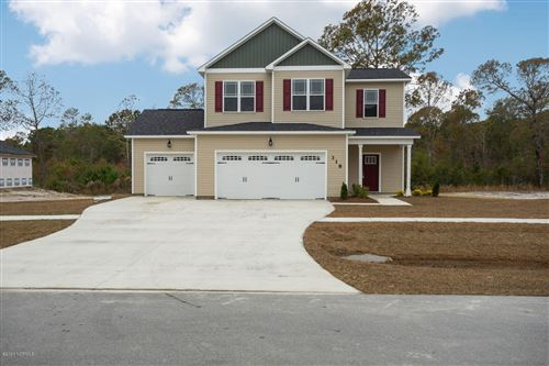 Photo of 331 Adobe Lane, Jacksonville, NC 28546 (MLS # 100201058)