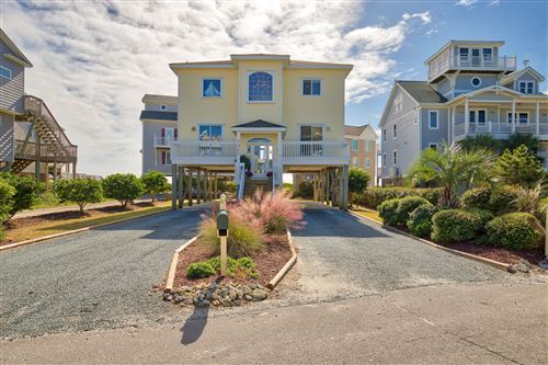 Photo of 137 S Permuda Wynd, North Topsail Beach, NC 28460 (MLS # 100242059)