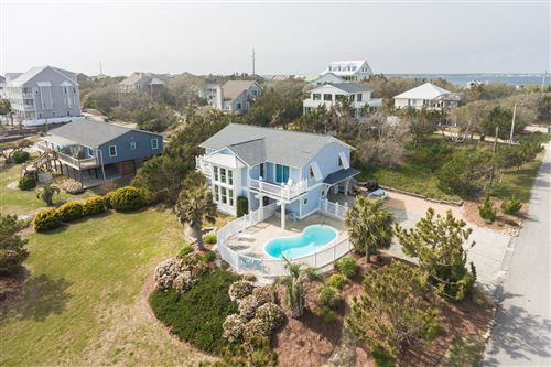 Photo of 4002 Ocean Drive, Emerald Isle, NC 28594 (MLS # 100160060)