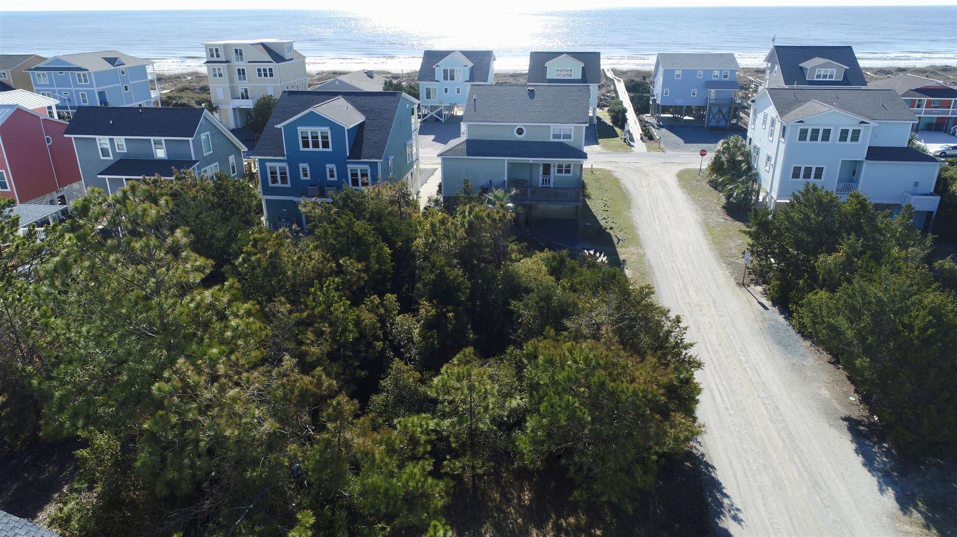 Photo of 106 Deal Drive, Holden Beach, NC 28462 (MLS # 100199060)