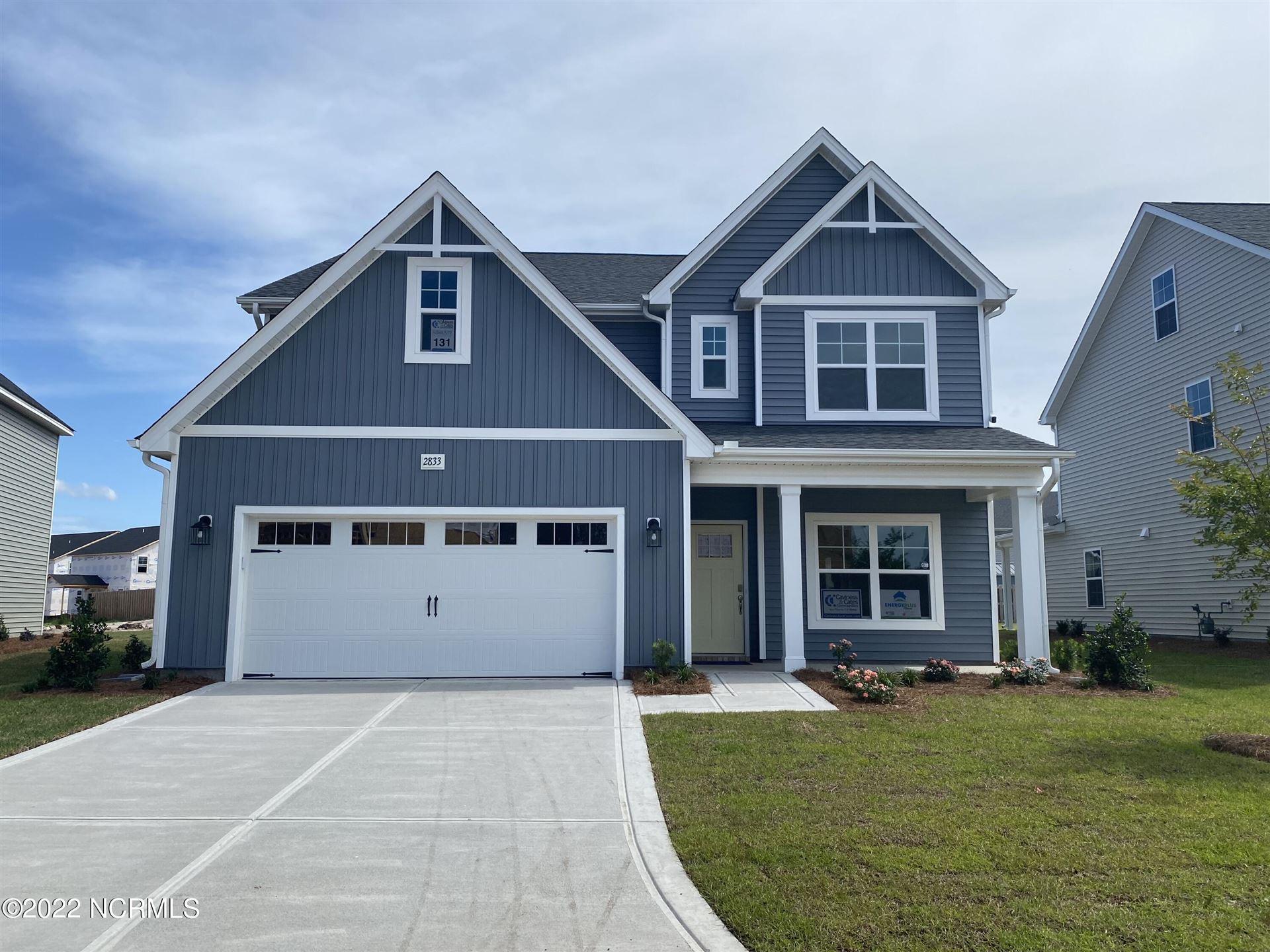 Photo of 2833 Longleaf Pine Circle, Leland, NC 28451 (MLS # 100295060)