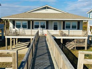 Photo of 307 Ocean Boulevard E, Holden Beach, NC 28462 (MLS # 100098062)