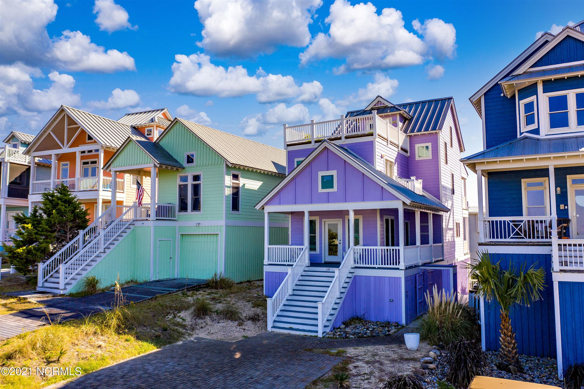 Photo of 237 Sea Dreams Drive, Atlantic Beach, NC 28512 (MLS # 100279062)