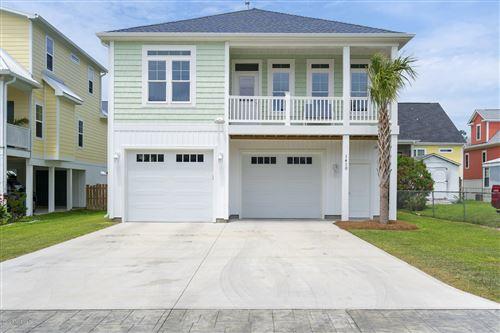 Photo of 1410 Spot Lane, Carolina Beach, NC 28428 (MLS # 100221063)