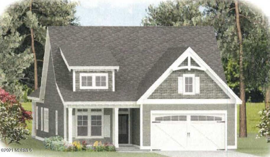 Photo of 210 Twining Rose Lane, Holly Ridge, NC 28445 (MLS # 100296063)