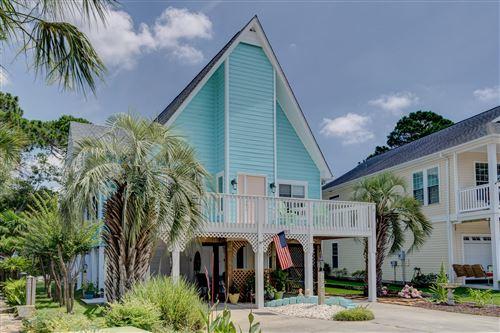 Photo of 502 Seafarer Drive, Carolina Beach, NC 28428 (MLS # 100224064)