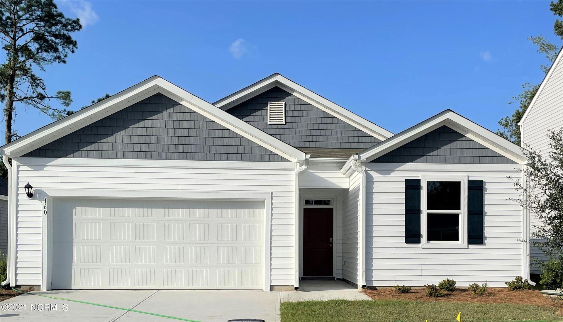 Photo of 160 Windy Woods Way #Lot 6, Wilmington, NC 28401 (MLS # 100259064)
