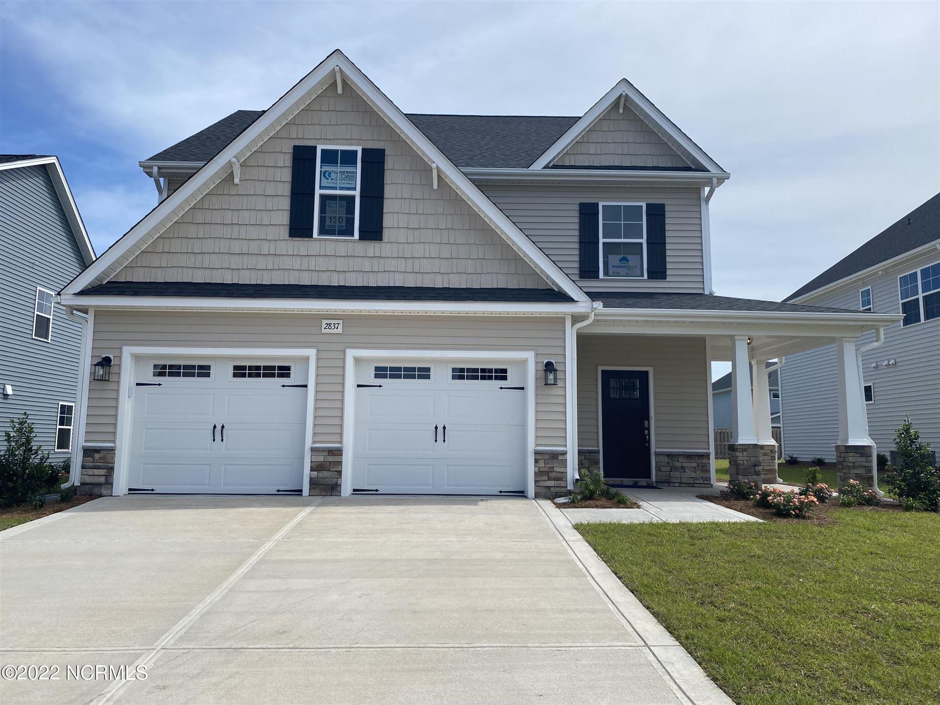 Photo of 2837 Longleaf Pine Circle, Leland, NC 28451 (MLS # 100295064)