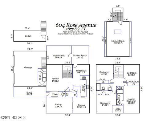Tiny photo for 604 Rose Avenue, Wilmington, NC 28403 (MLS # 100285065)