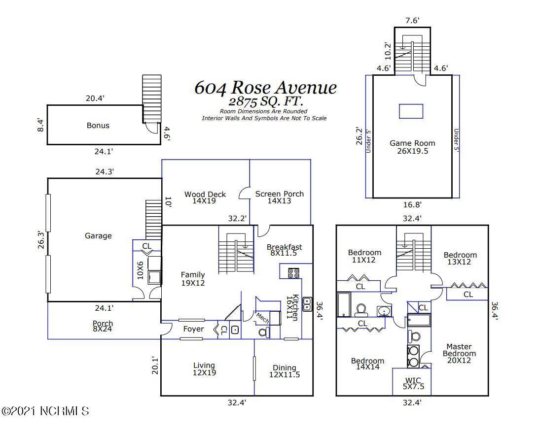 Photo of 604 Rose Avenue, Wilmington, NC 28403 (MLS # 100285065)