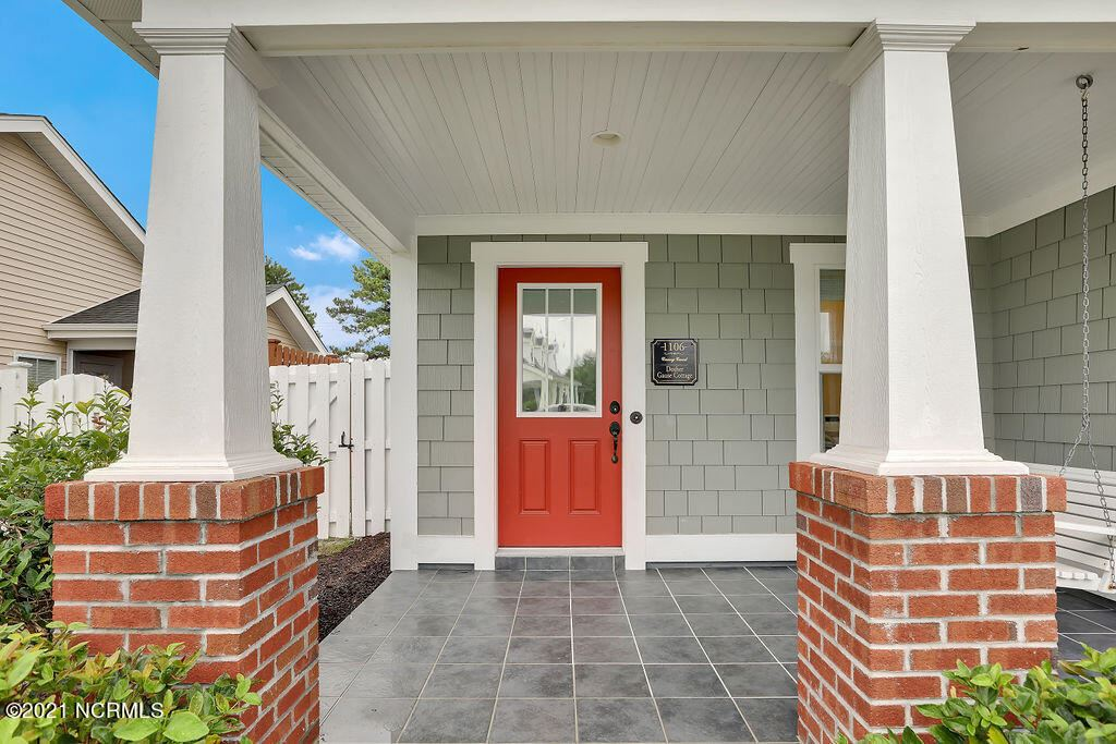 Photo of 1106 Caney Court, Southport, NC 28461 (MLS # 100289065)