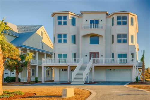 Photo of 5 Sailview Drive, North Topsail Beach, NC 28460 (MLS # 100124066)