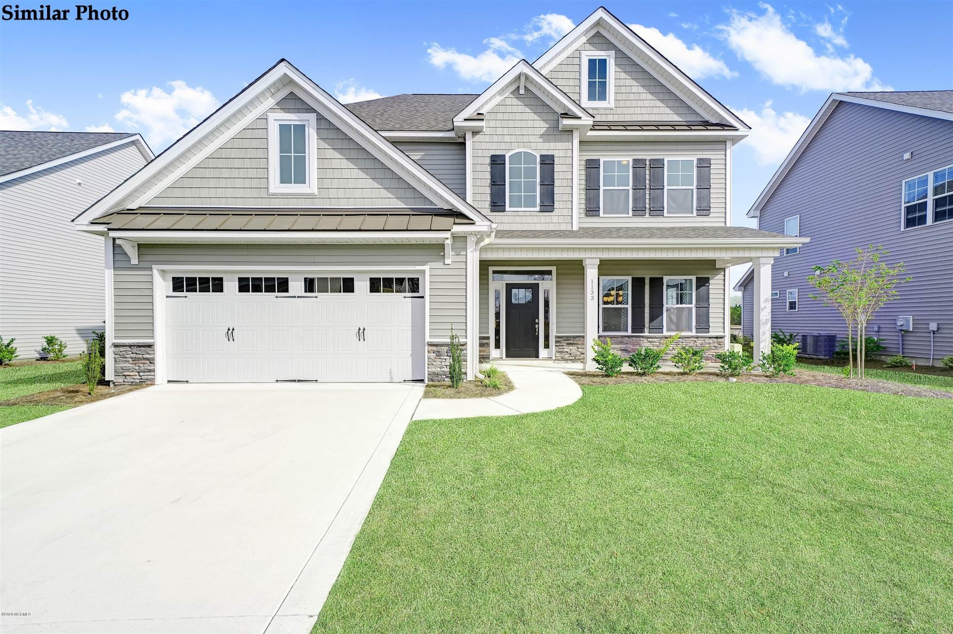 101 East Yellow Lois Drive, Hampstead, NC 28443 - MLS#: 100250066